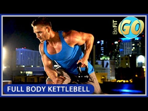 Plump Physique Energy Kettlebell Workout: BeFiT GO- 10 Minutes