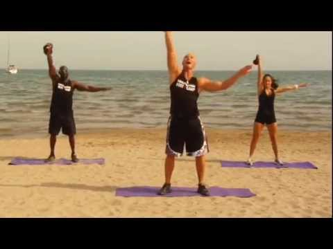 20 Minute Kettlebell Boot Camp Exercise For Corpulent Loss