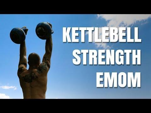 Omega 186 Kettlebell Energy Workout