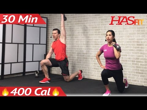 30 Min HIIT Kettlebell Workouts for Beefy Loss & Strength – Kettlebell Workout Coaching Workout routines
