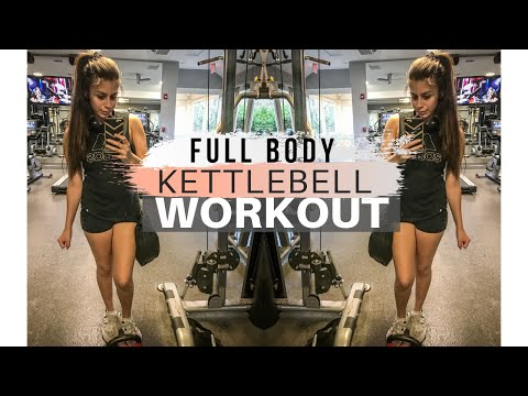 Full Physique Kettlebell Exercise | Stout Burning | Getting Encourage in Shape after Toddler