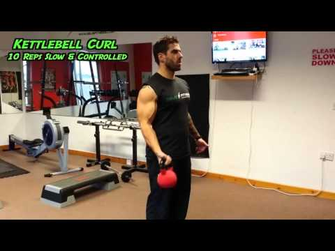 Produce Muscle From Home With Factual A Kettlebell – 5 Frequent Workout routines