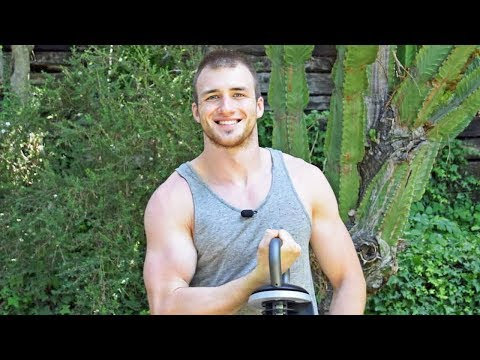 Kettlebell Say – Corpulent Body Push Workout routines