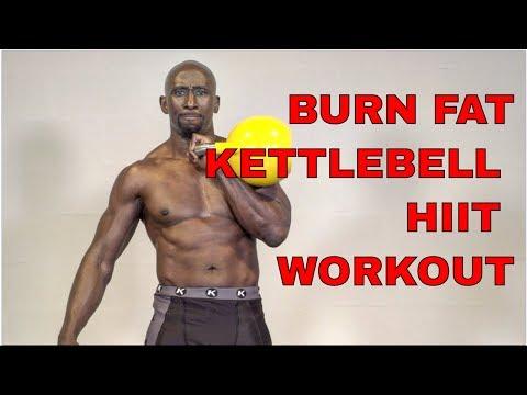 Reside Kettlebells Burn Full? (Kettlebell HIIT Workout)