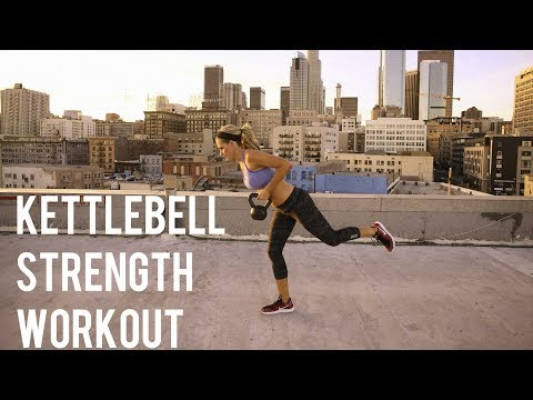30 Minute Kettlebell Energy Notify