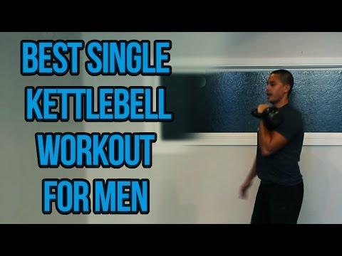 Easiest Single Kettlebell Relate For Males