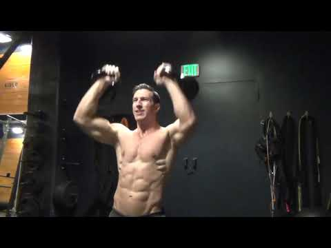 Kettlebell Complex For Insane Fat Loss