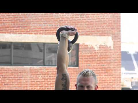 Kettlebell Voice Routines for the Again : Kettlebell Exercises
