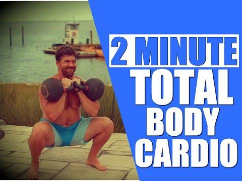 KILLER 2 Minute Kettlebell Finisher! [Burn Fat & Build Power] | Chandler Marchman