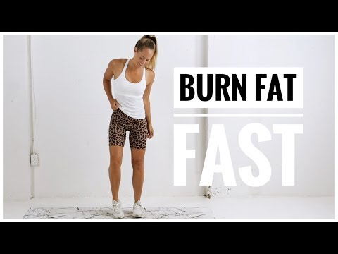 Corpulent Body FAT BURNING Workout // No Equipment HIIT Workout