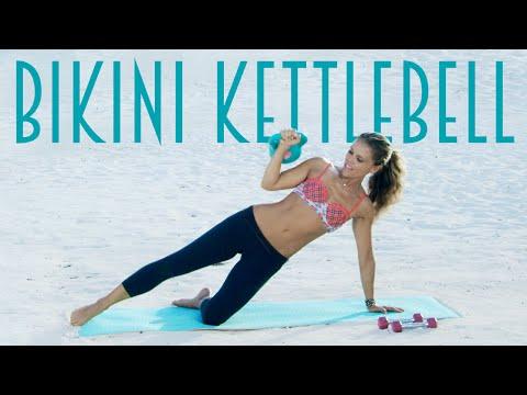 Bikini Kettlebell Recount ☀ BIKINI SERIES