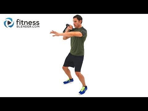Metabolism Boosting 5 Minute Kettlebell Cardio Sing
