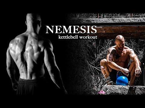 """Kettlebell Workout """"Nemesis"""""""