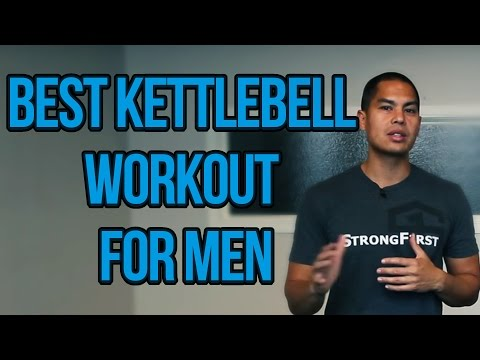 Finest Kettlebell Workout For Males