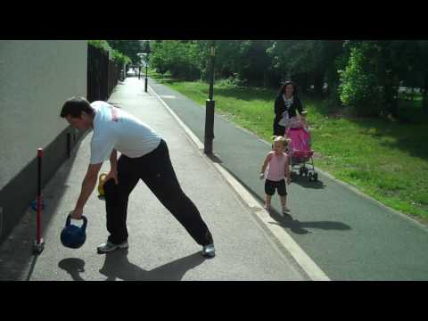 Kettlebell Coaching London: kettlebell Converse For The Boxer By Jamie Lloyd CKT FMD