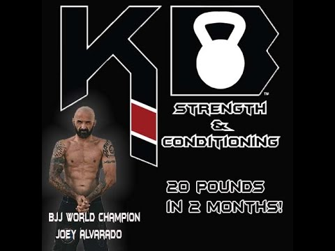 KB Energy and Conditioning Kettlebell and Body weight Program