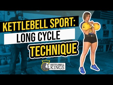 Kettlebell Kings Gives: In Depth Prolonged Cycle Methodology – Our Intro To Kettlebell Sport Training