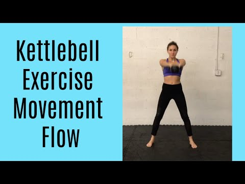 Only Kettlebell Exercise Scuttle Slide along with the circulation (EASY TO DO!)