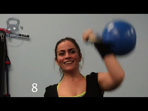 Advanced Kettlebell Workout: Cruel and Irregular #4