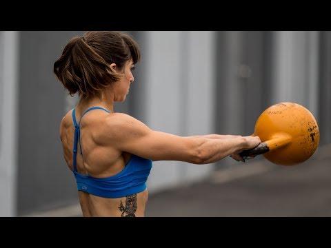 4 kettlebell exercises