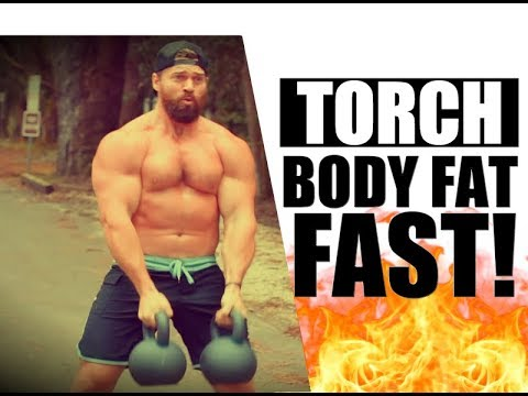12 Minute Complete Physique Kettlebell Yell for FASTER Fleshy-Loss   Chandler Marchman