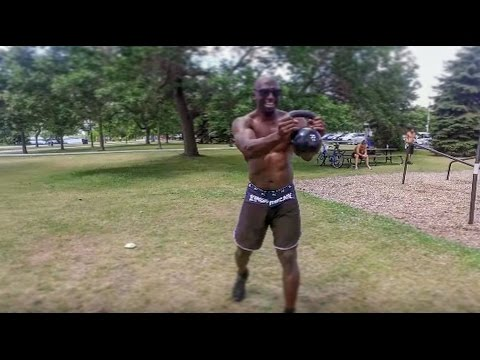Kettlebell Workout for MMA and Smartly being