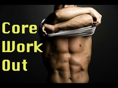 Core Exercise – Kettlebell Health Exercise for Core Energy