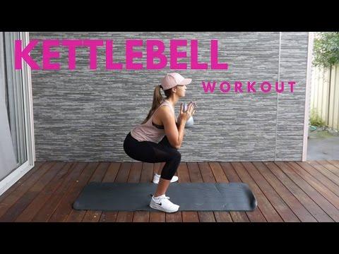 Kettlebell Exercise!