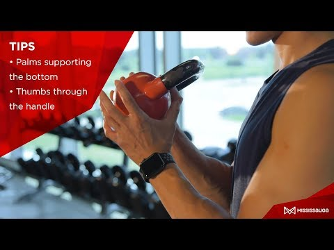 Smartly being Workout Tricks – Kettlebell