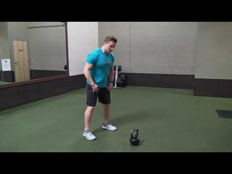 Fitness Coach Guidelines | Kettlebell Swing