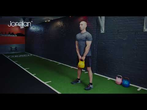 High 3 Kettlebell exercises – Jordan Fitness workout series #5