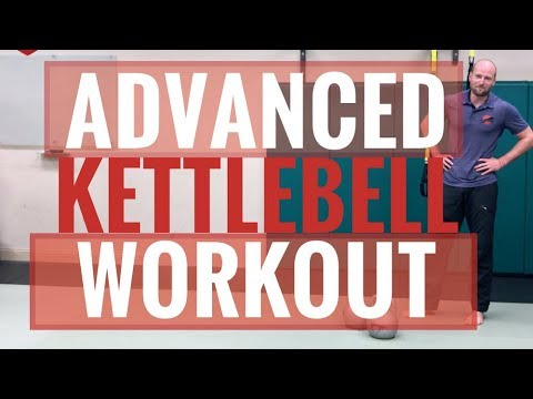 Kettlebell Issue Improved