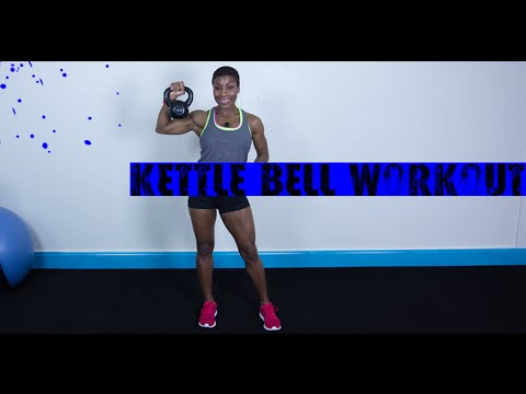 30 Minute Kettlebell HIIT Workout for Strength Coaching and Elephantine Loss – At Residence Kettlebells Routine