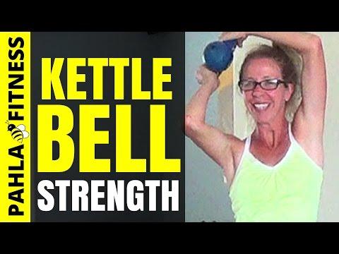 BEGINNER Strength Practicing KETTLEBELL Screech | 20 Minute Fleshy Physique Pudgy Loss Screech for BEGINNERS
