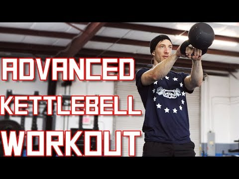 10-15 Minute Evolved Kettlebell Yell (AMRAP routine)