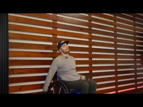 Wheelchair Kettlebell Exercise | ADAPT TO PERFORM