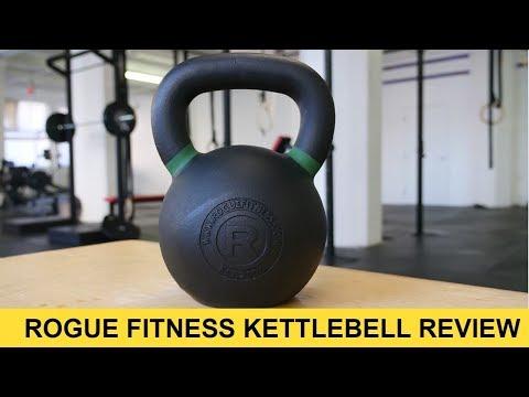 Rogue Health Kettlebell Review