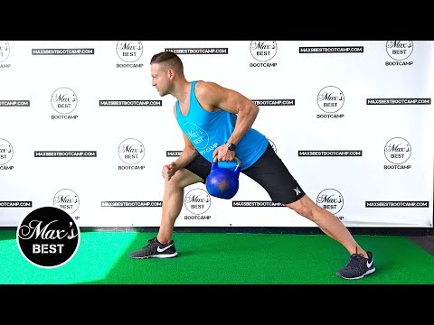 3 KETTLEBELL ROW EXERCISES FOR BACK TONING   How To Kettlebell Row For Support & Arm Toning LIVE!