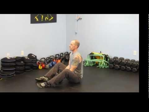 Kettlebell Sit-Up
