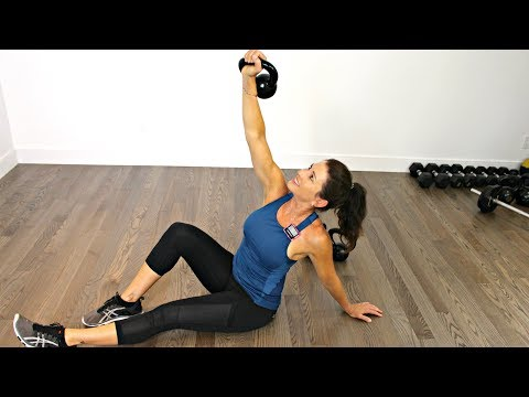 KETTLEBELL CARDIO, LEGS & CORE – BEST WAY TO GET LEAN!
