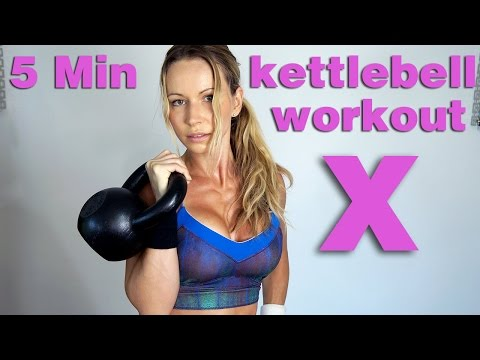 5 Minute Workout #51 – Kettlebell Coaching