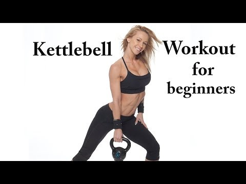 Kettlebell Workout for Novices | ZuzkaLight.com