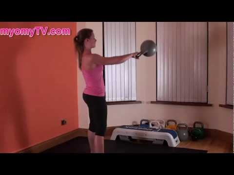 Killer Kettlebell Couplets | House Successfully being Workout