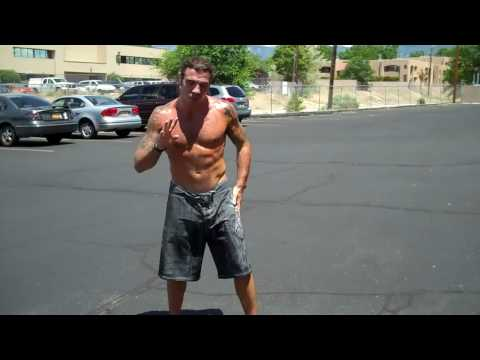 Clay Guida MMA Fighter | Kettlebell Training | Albuquerque, NM