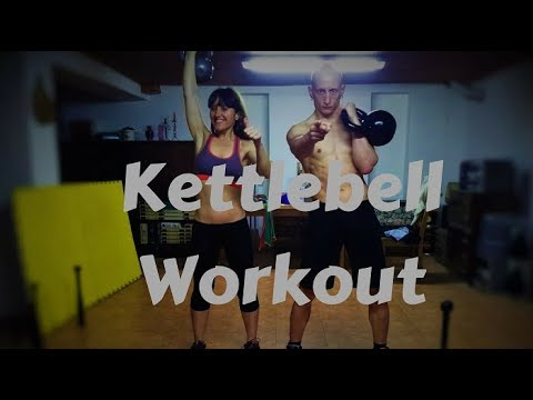 5 Minute Kettlebell Workout