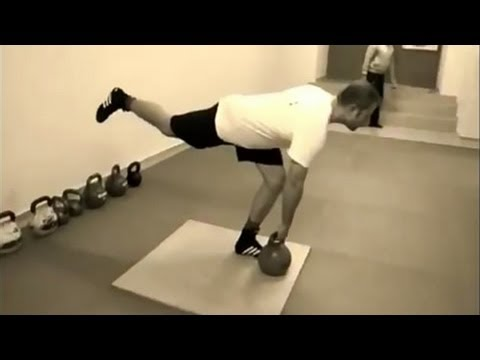Kettlebell Training for Boxing