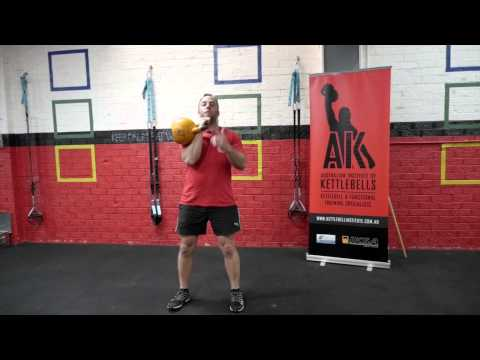 BEGINNER KETTLEBELL WORKOUT: The Turkish Obtain-Up Drift