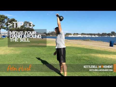Kettlebell Snatch
