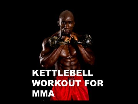KETTLEBELL WORKOUT FOR MMA