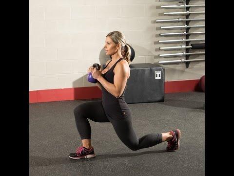 Vinyl Kettlebell Workout routines (BodySolid.com)